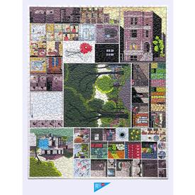 Chris Ware Building Stories Jigsaw Puzzle Pre-order