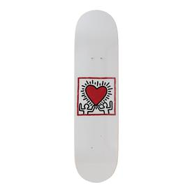 Keith Haring Untitled (Heart) Skate Deck