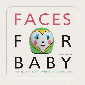 Faces For Baby Board Book