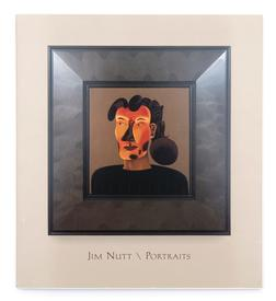 Jim Nutt: Portraits