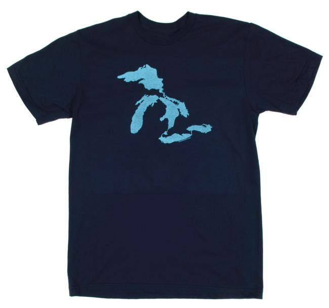 Great Lakes T- Shirt
