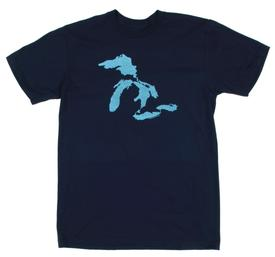 Great Lakes T-Shirt