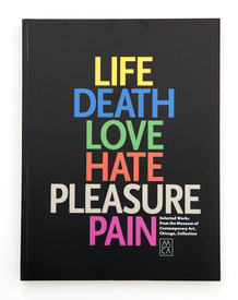 Life, Death, Love, Hate  (Softcover)