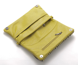 Twisted Spectrum Bag OLIVE