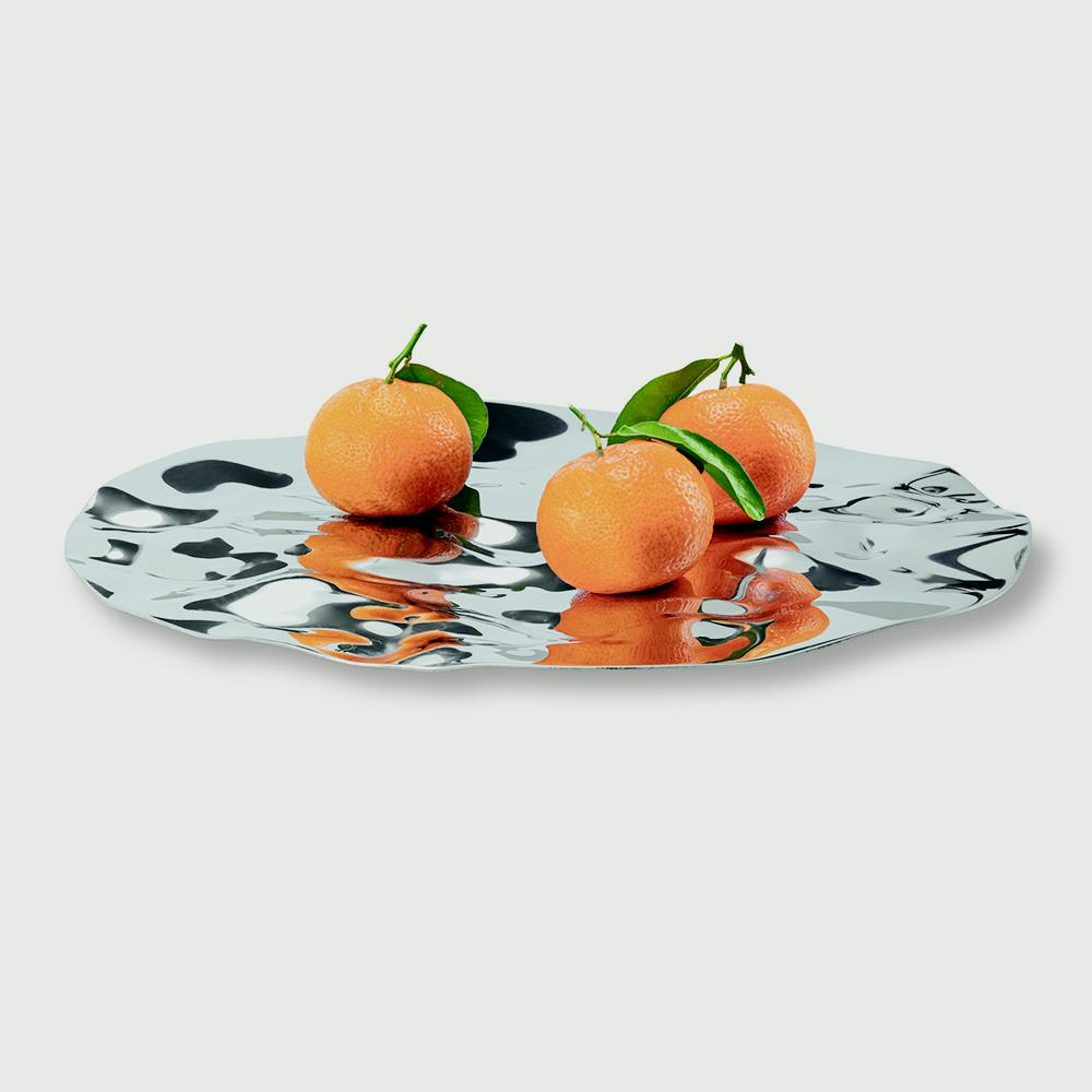 Water Serving Tray And Fruit Plate