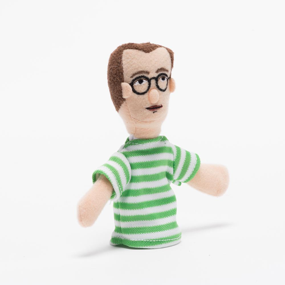 Keith Haring Magnetic Personality Puppet