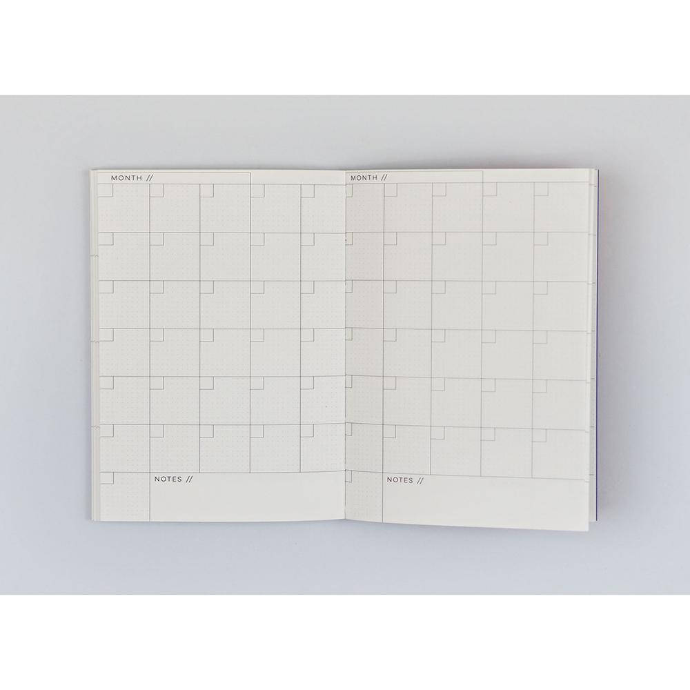 Miami Weekly Pocket Planner
