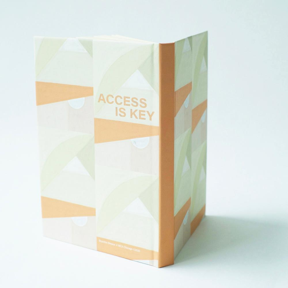 Brandon Breaux X Mca Access Is Key Journal