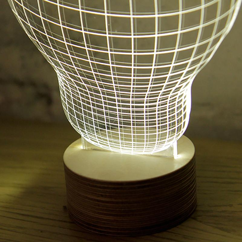 Bulb Table Lamp