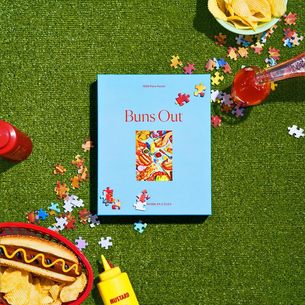 Buns Out Jigsaw Puzzle