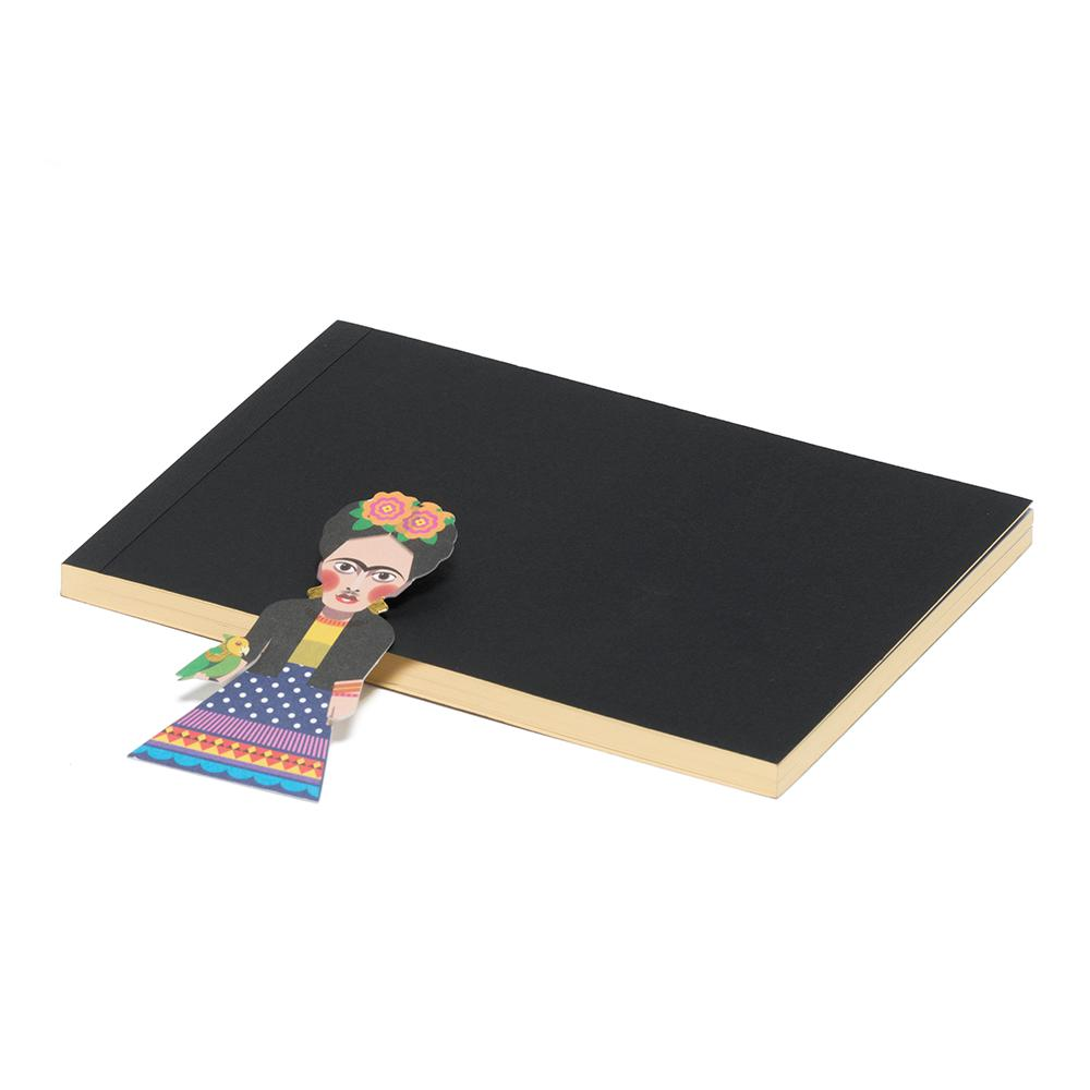 Frida Artist Notebook