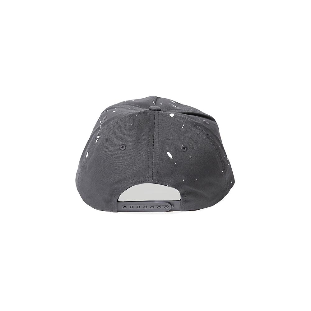 Joshua Vides X Mca Paint Crew Hat - Grey