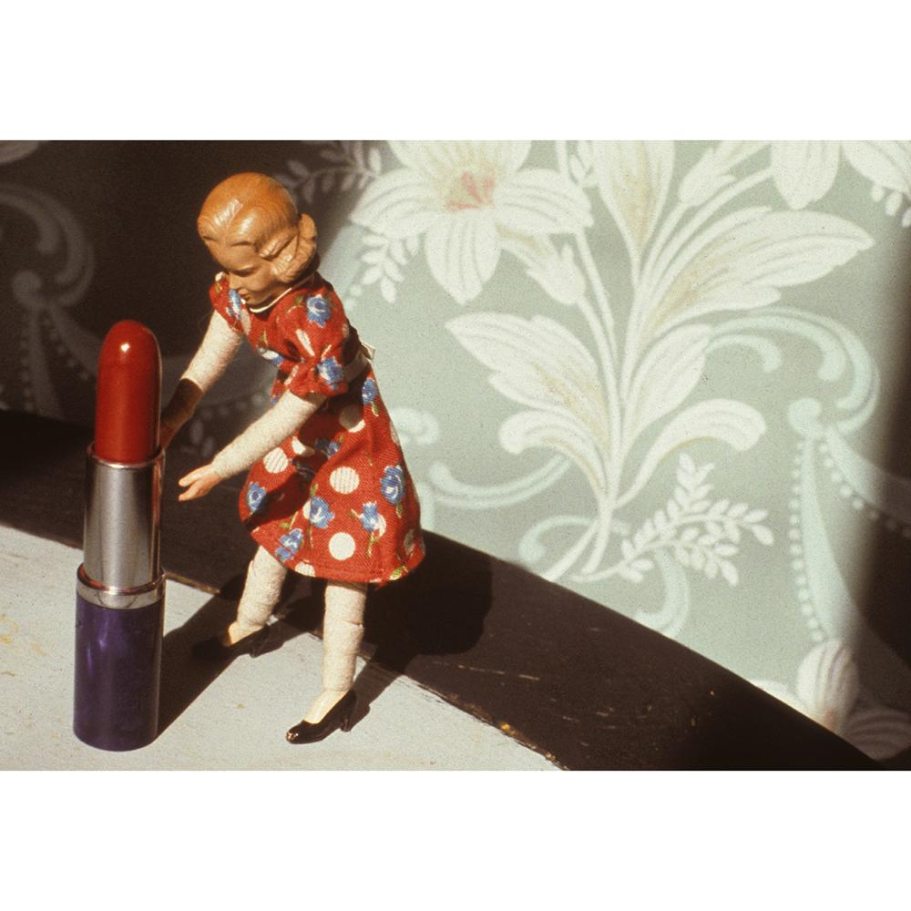 Laurie Simmons Pushing It! Lipstick