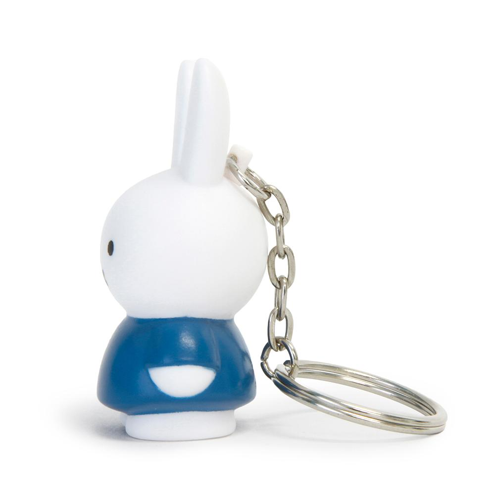 Miffy Keychain Blue