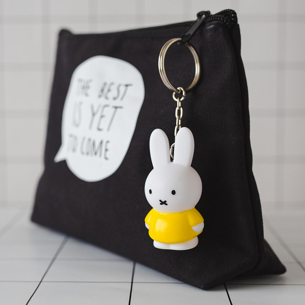 Miffy Keychain Yellow