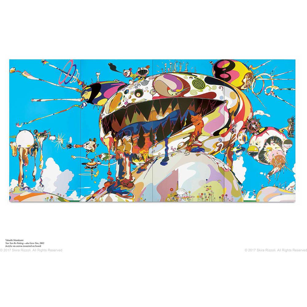Takashi Murakami : The Octopus Eats Its Own Leg (Hardcover)
