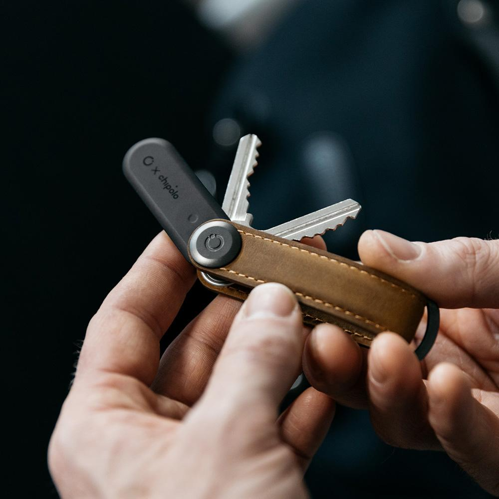 Blue Tooth Enabled Key Tracker