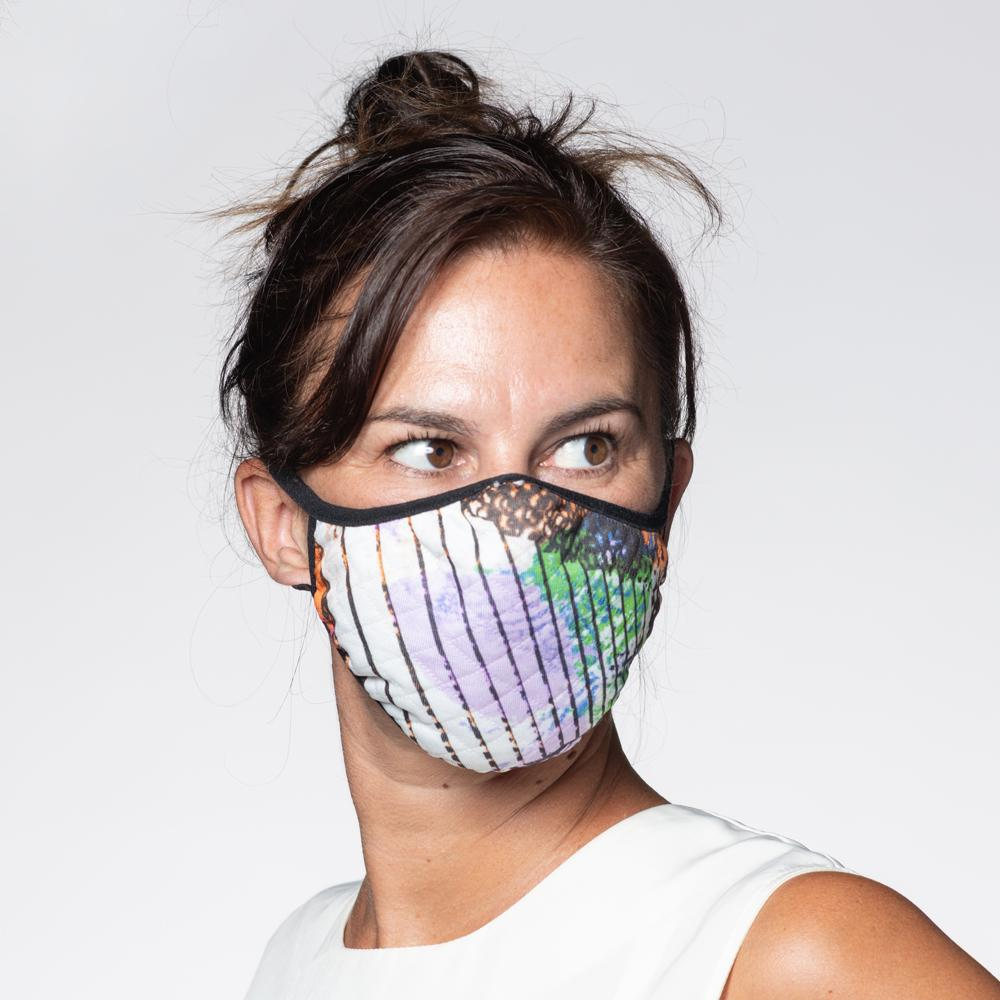 Face Mask Mca - Real