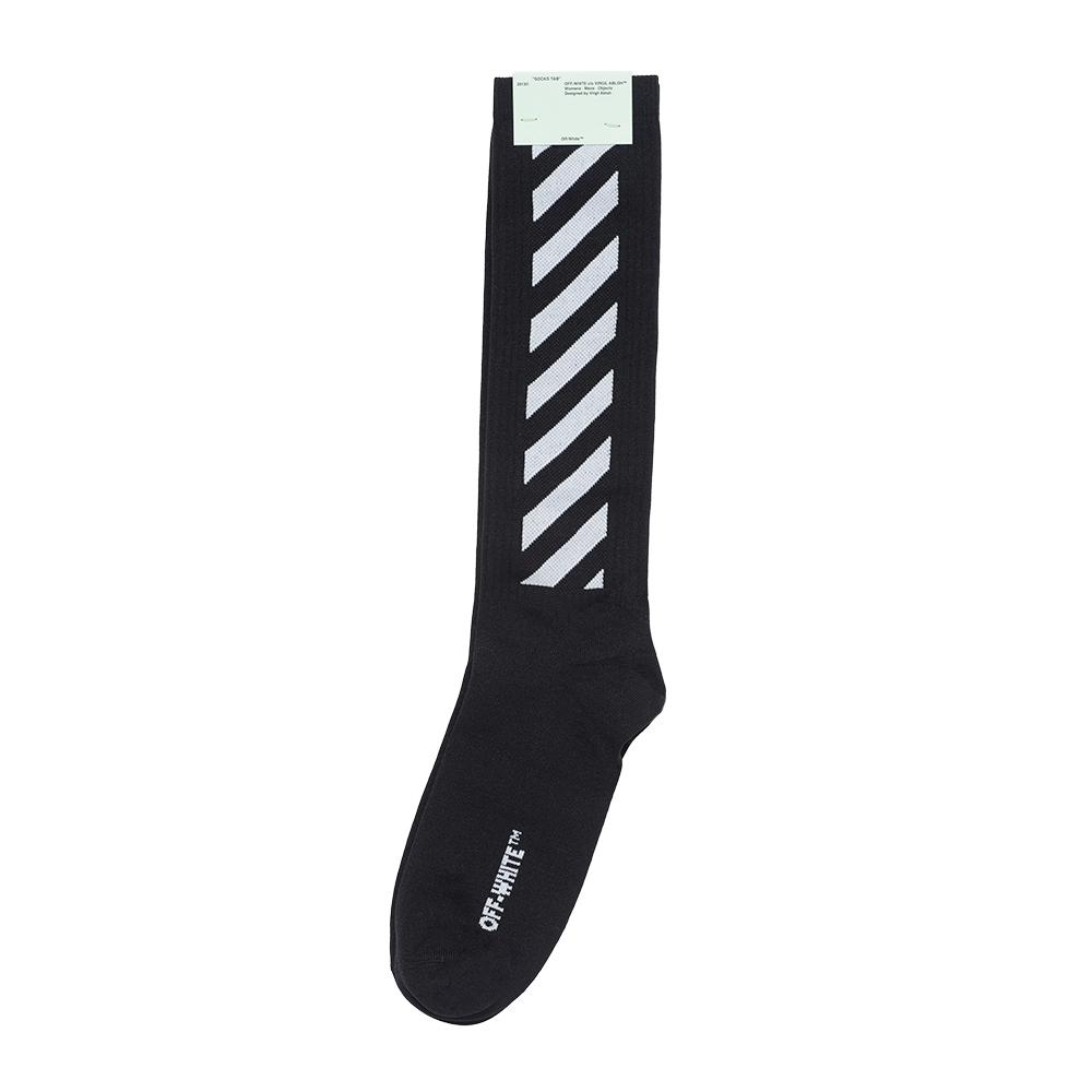 Virgil Abloh Off- White You Cut Me Off Socks - 50 % Off