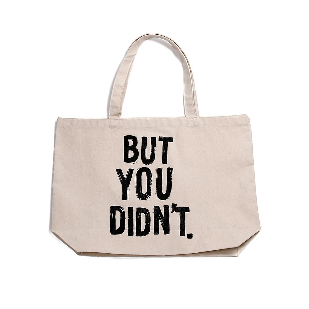Joshua Vides X Mca Welcome Tote Bag