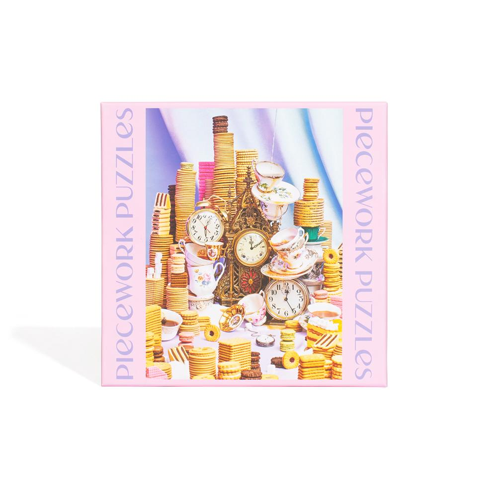 Tea Time Jigsaw Puzzle