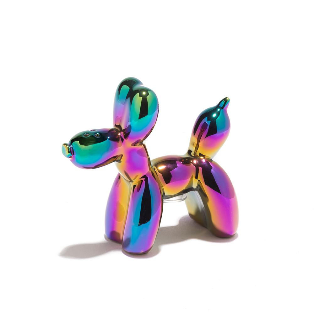 Balloon Dog Salt And Pepper Shakers Set