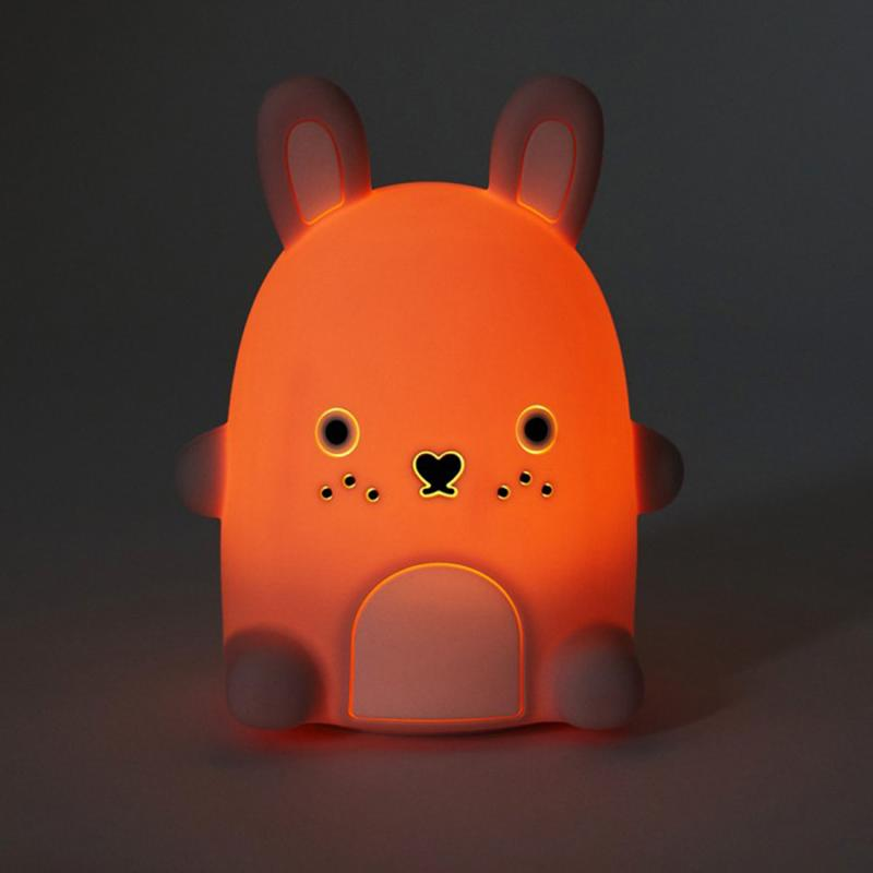 Ricecarrot Pink Nightlight