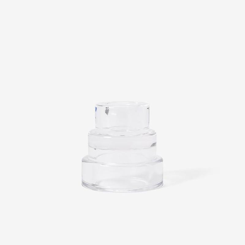 Terrace Candle Holder - Clear