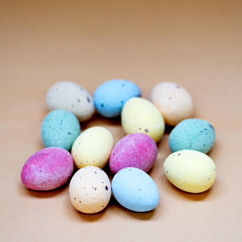 Chocolate Mini Eggs - 50 % Off
