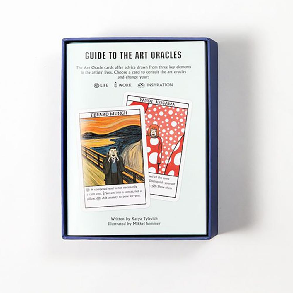 Art Oracles Card Set