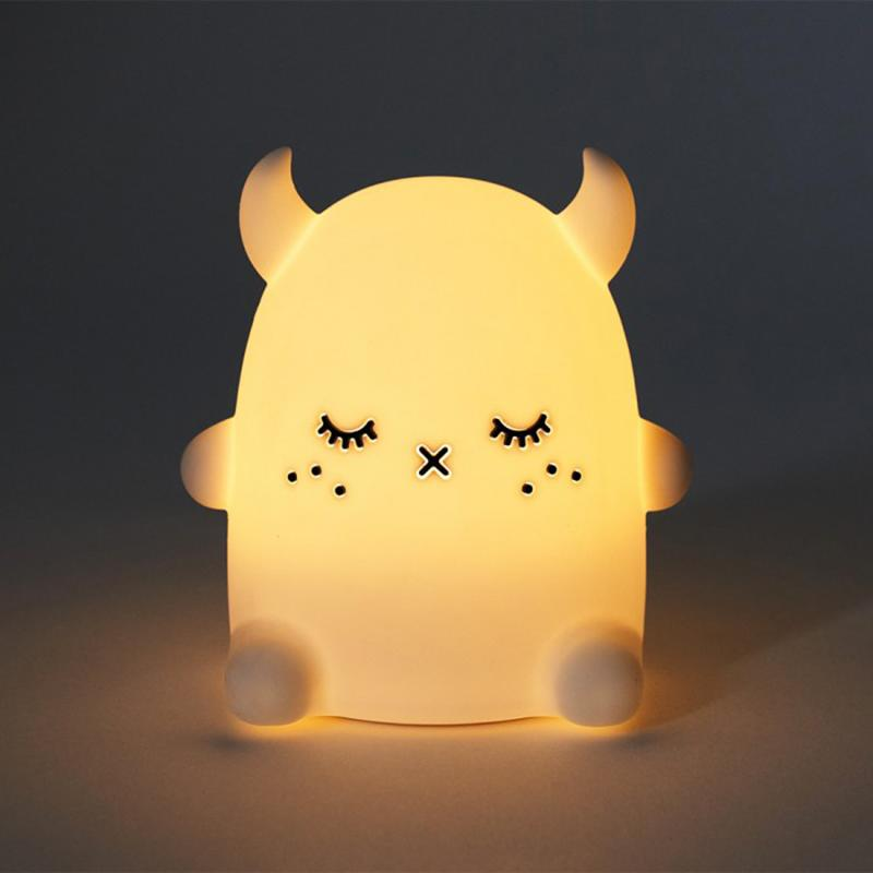 Ricepuffy White Nightlight